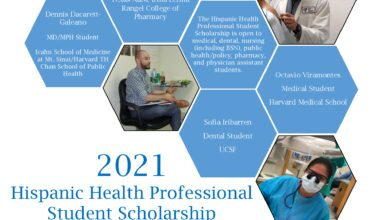 NHHF Scholarship Program Application is Open!